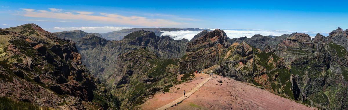 Přechod Madeiry – ostrova věčného jara