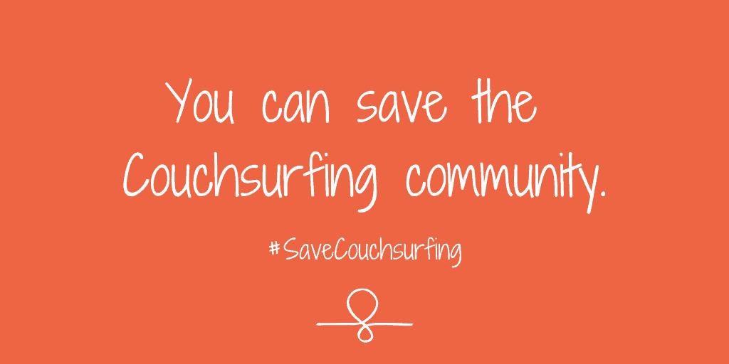 Alternativy Couchsurfingu a jak z něj dostat data i bez platby